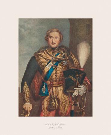His Royal Highness Prince Albert I