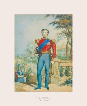 His Royal Highness Prince Albert II