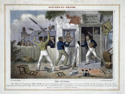 The Victory!-Peter Pasquin-Giclee Print