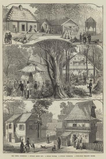 The Vienna Exhibition--Giclee Print