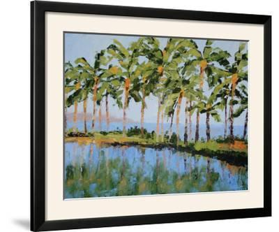 The View at Humu-Leslie Saeta-Framed Photographic Print