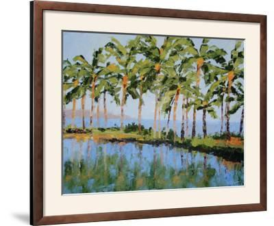 The View at Humu-Leslie Saeta-Framed Photographic Print