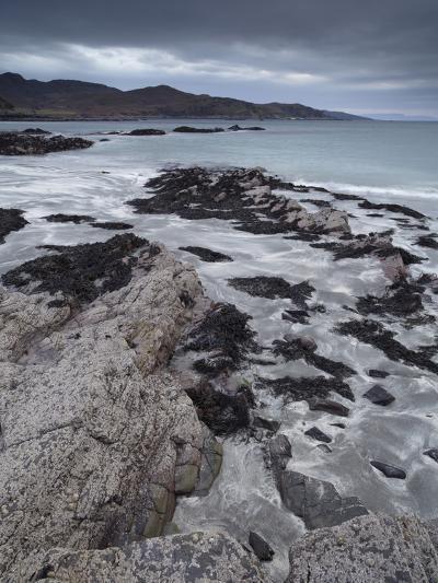 The View from Tarskavaig Bay, Isle of Skye, Scotland-Jon Gibbs-Photographic Print