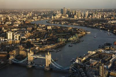 The View from the Shard, London, England, United Kingdom, Europe-Ben Pipe-Photographic Print