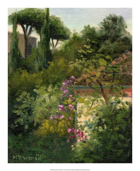 The Villa Next Door-Mary Jean Weber-Giclee Print