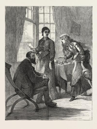The Village Comedy, 1876--Giclee Print