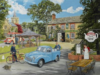 The Village Tea Rooms-Trevor Mitchell-Giclee Print