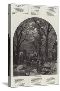 The Village Waits, by Mrs T K Hervey