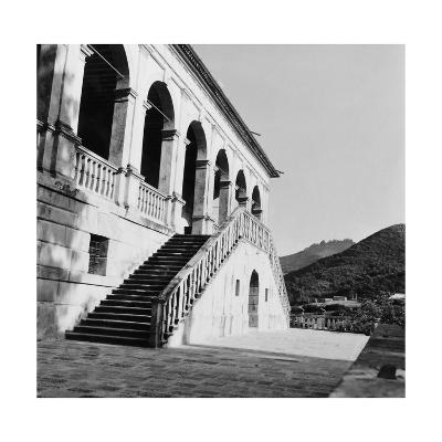 The Villla Dei Vescovi--Premium Photographic Print