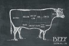 Butcher's Guide III-The Vintage Collection-Art Print