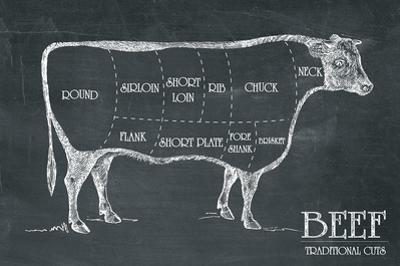 Butcher's Guide III by The Vintage Collection