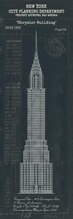 Chrysler Building Plan