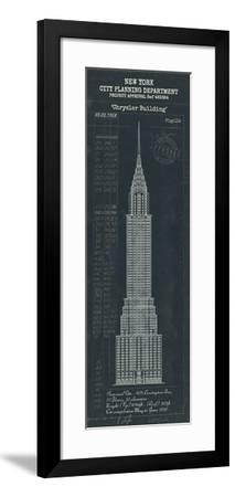 Chrysler Building Plan