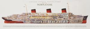 Compagnie Generale Transatlantique by The Vintage Collection