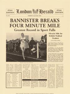 Four Minute Mile by The Vintage Collection