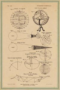 Geographie Universelle by The Vintage Collection