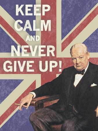 Keep Calm Brit I