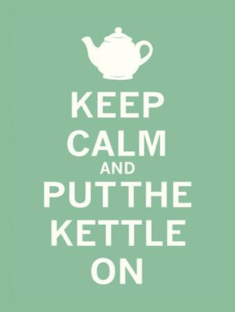 Keep Calm, Mint Tea by The Vintage Collection