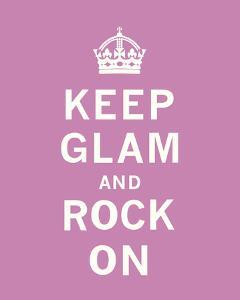 Keep Glam and Rock On by The Vintage Collection