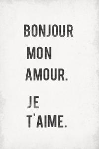 Mon Amour by The Vintage Collection