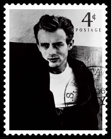 Movie Stamp VIII by The Vintage Collection