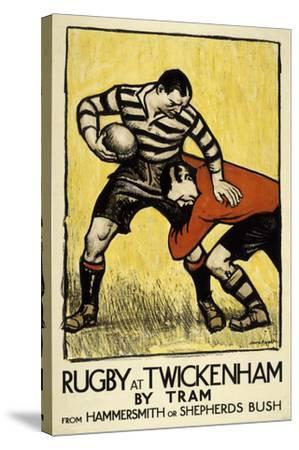 Rugby at Twickenham