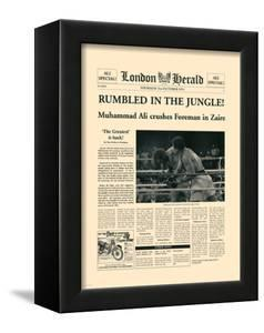 Rumbled In The Jungle! by The Vintage Collection