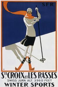 Sainte-Croix et les Rasses by The Vintage Collection