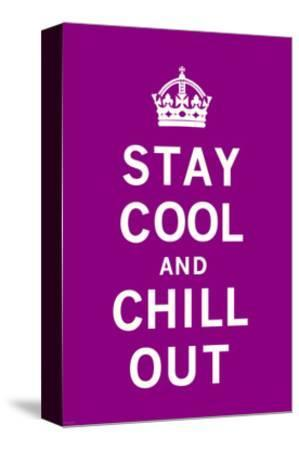 Stay Cool and Chill Out