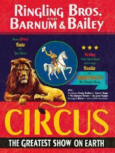 The Circus Comes to Town by The Vintage Collection