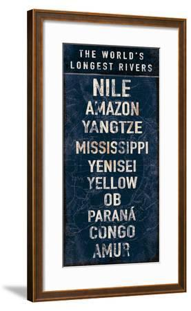 The Longest Rivers