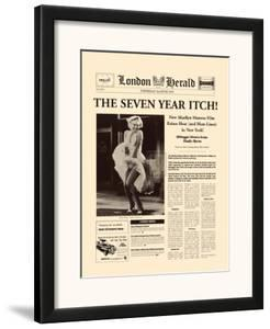 The Seven Year Itch by The Vintage Collection
