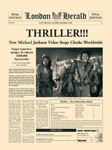 Thriller!!! by The Vintage Collection