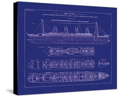 Titanic Blueprint I