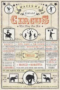 Watson's Circus by The Vintage Collection?