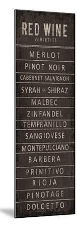 Wine Varieties I