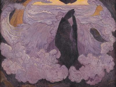 The Violet Wave, circa 1895-6-Georges Lacombe-Giclee Print