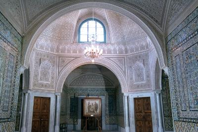 The Virgil Room, Bardo Museum, Tunisia--Photographic Print