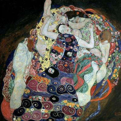 The Virgin, 1912-1913-Gustav Klimt-Giclee Print