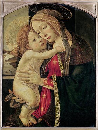The Virgin and Child, c.1500-Sandro Botticelli-Giclee Print