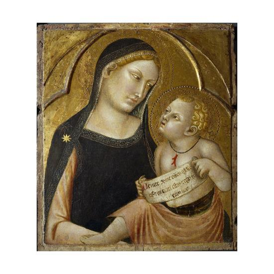 The Virgin and Child, ca. 1345-Francesco Traini-Giclee Print