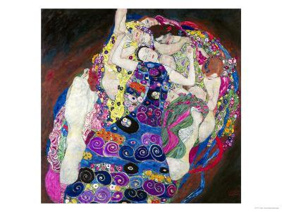 The Virgin (Die Jungfrau)-Gustav Klimt-Giclee Print