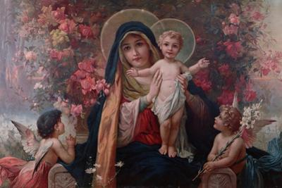 The Virgin Mary with the Infant Christ, C.1900