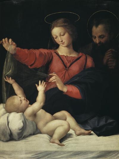 The Virgin of Lorette-Raphael-Giclee Print