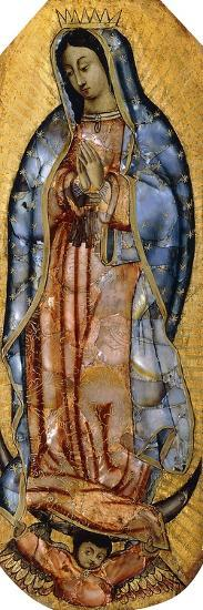 The Virgin of the Guadaloupe--Giclee Print