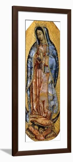 The Virgin of the Guadaloupe--Framed Giclee Print