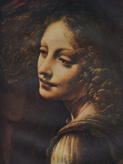 'The Virgin of the Rocks (detail)', c1491-Leonardo da Vinci-Giclee Print