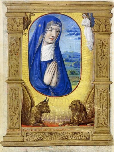 The Virgin Praying, C.1500--Giclee Print