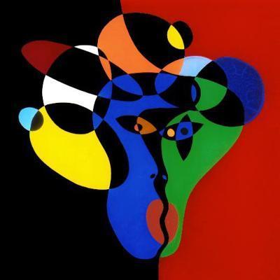 The Visionary-R^o^ Schabbach-Collectable Print