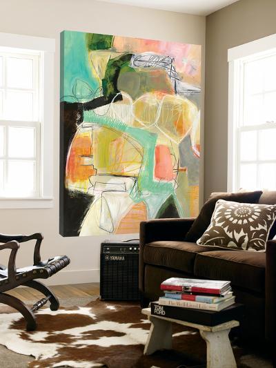 The Visit-Jane Davies-Loft Art